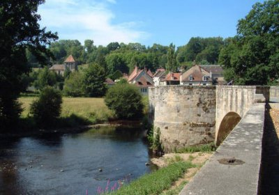Moutier d`Ahun in Limousin - Holiday Rental Property to rent in Limousin region, France