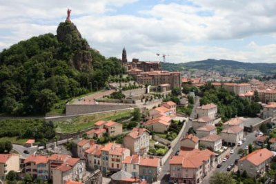 Auvergne holiday cottages for rental - Le Puy en Velay