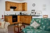 Gite 1 - Longe & Kitchen Area