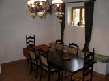 Dining area Cottage 3