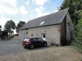 Huge Stone Barn Opposite the Main House
