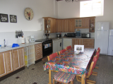 Gite Kitchen - very well equipped for large groups
