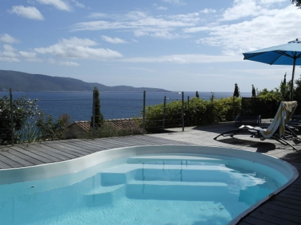 Contemporary Family Holiday Villa with Pool in Corse-du-sud, Corsica - FOR SALE