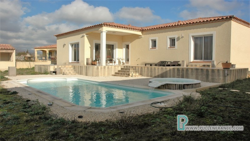 Superb Modern Villa With Garden And Pool in Sallèles d' Aude, Aude