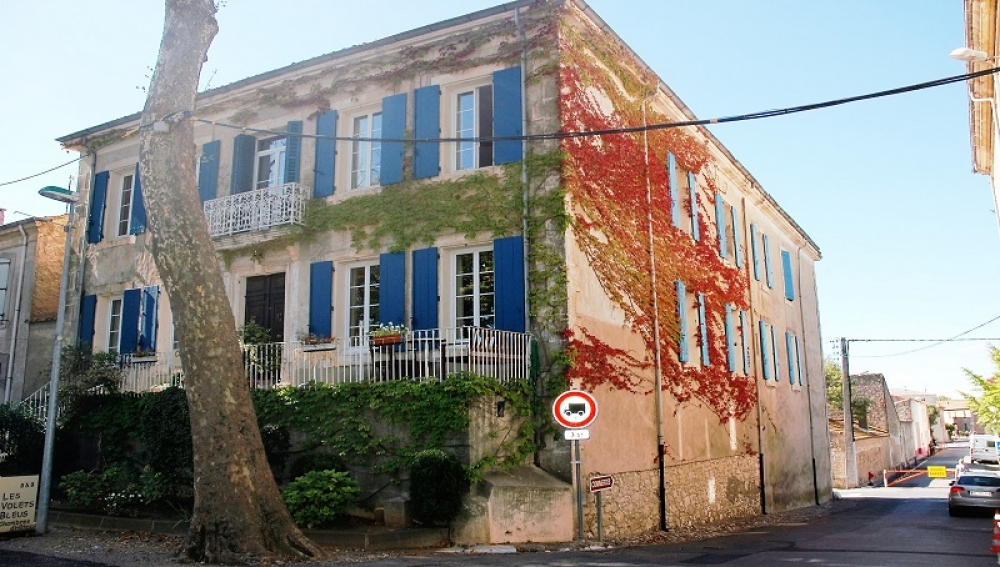 Elegant Townhouse In A Prominent Position On The Banks Of The Canal Du Midi