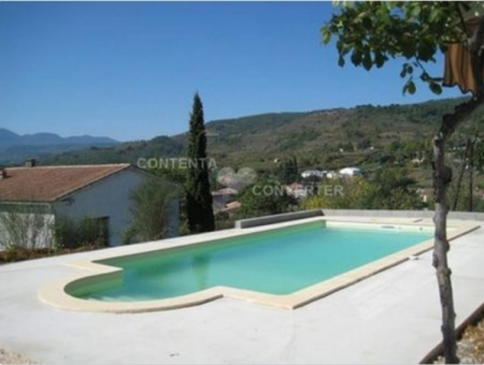 Holiday Country House on Edge of Village in Campagne-sur-Aude