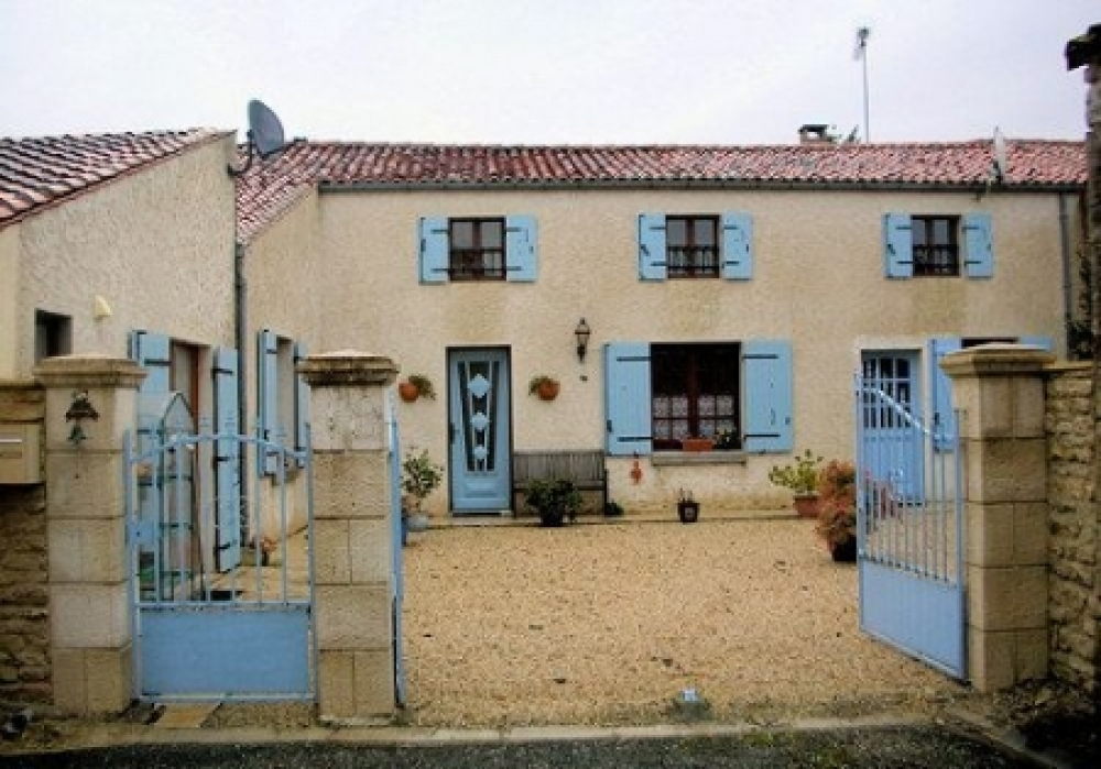 Holiday Village House in Matha, France