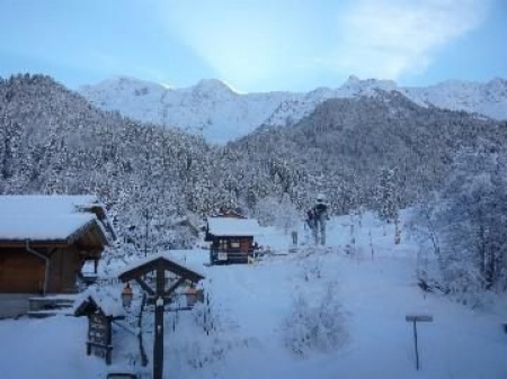 Apartment For Sale in Les Contamines, Haute-Savoie, French Alps