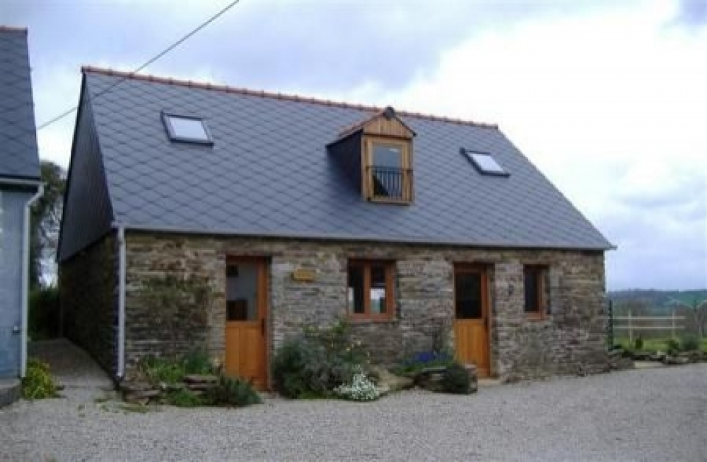 Uzel pres l`Oust Holiday Cottage rental in Brittany, France / Cashel Cottage